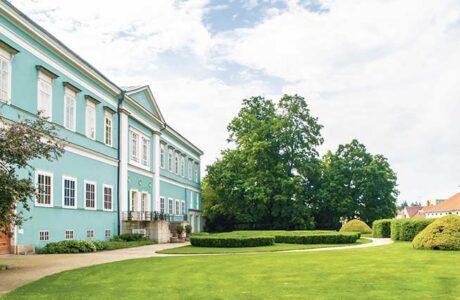 Dacice Schloss Datschitz
