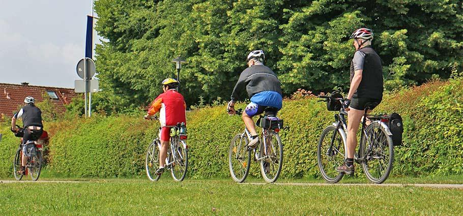 Radfahren bei Dobersberg