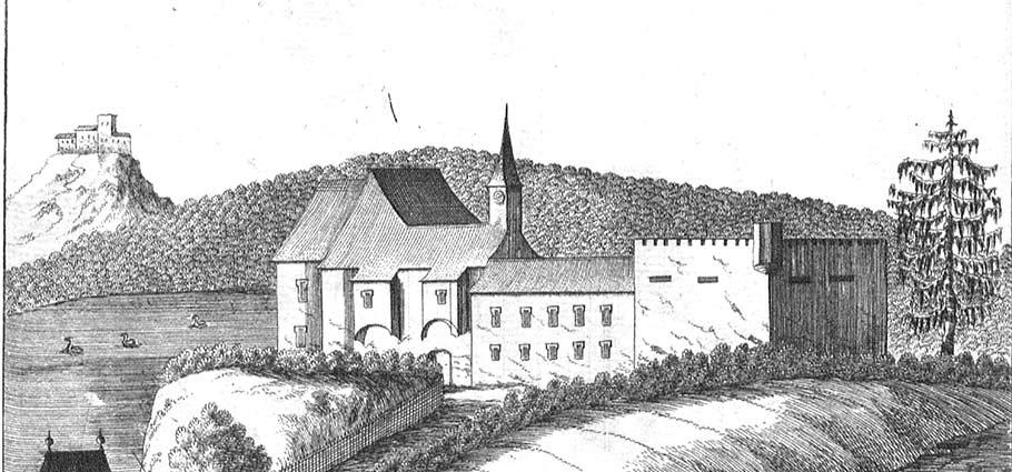 das Schloss Groß-Taxen